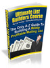 Thumbnail NEW* Ultimate List Builders Course With MRR