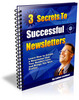 Thumbnail NEW*  Secrets To Successful Newsletters  With MRR