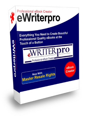 Product picture *BRAND NEW* E-Writer Pro With Master Resale Rights