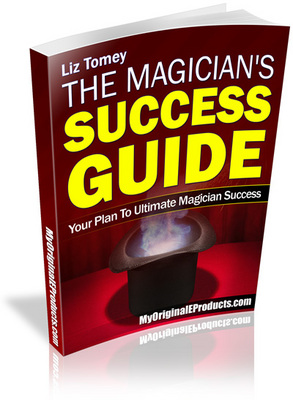 Product picture *NEW* Magician Guide Success Guide