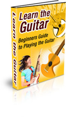 Product picture *NEW* Learn the Guitar Beginners Guide to Playing the Guitar