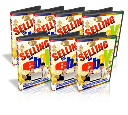 Product picture NEW* Selling On Ebay Made Easy With MRR