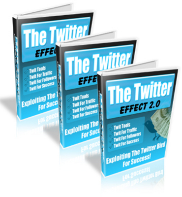 Product picture NEW * The Twitter Effect 2.0 Video Series  With MRR