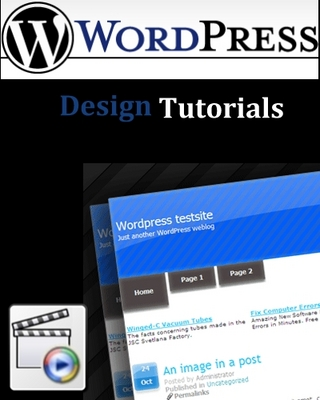 Product picture NEW* WordPress Design Tutorials  With MRR