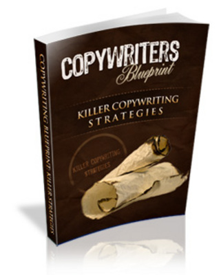 Product picture *NEW!*  The Copywriters Blueprint With MRR